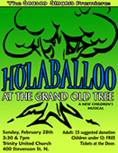 Holaballoo at the Grand Old Tree